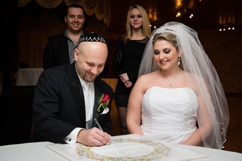 Russian Jewish Wedding by Michael Novo Photog 32