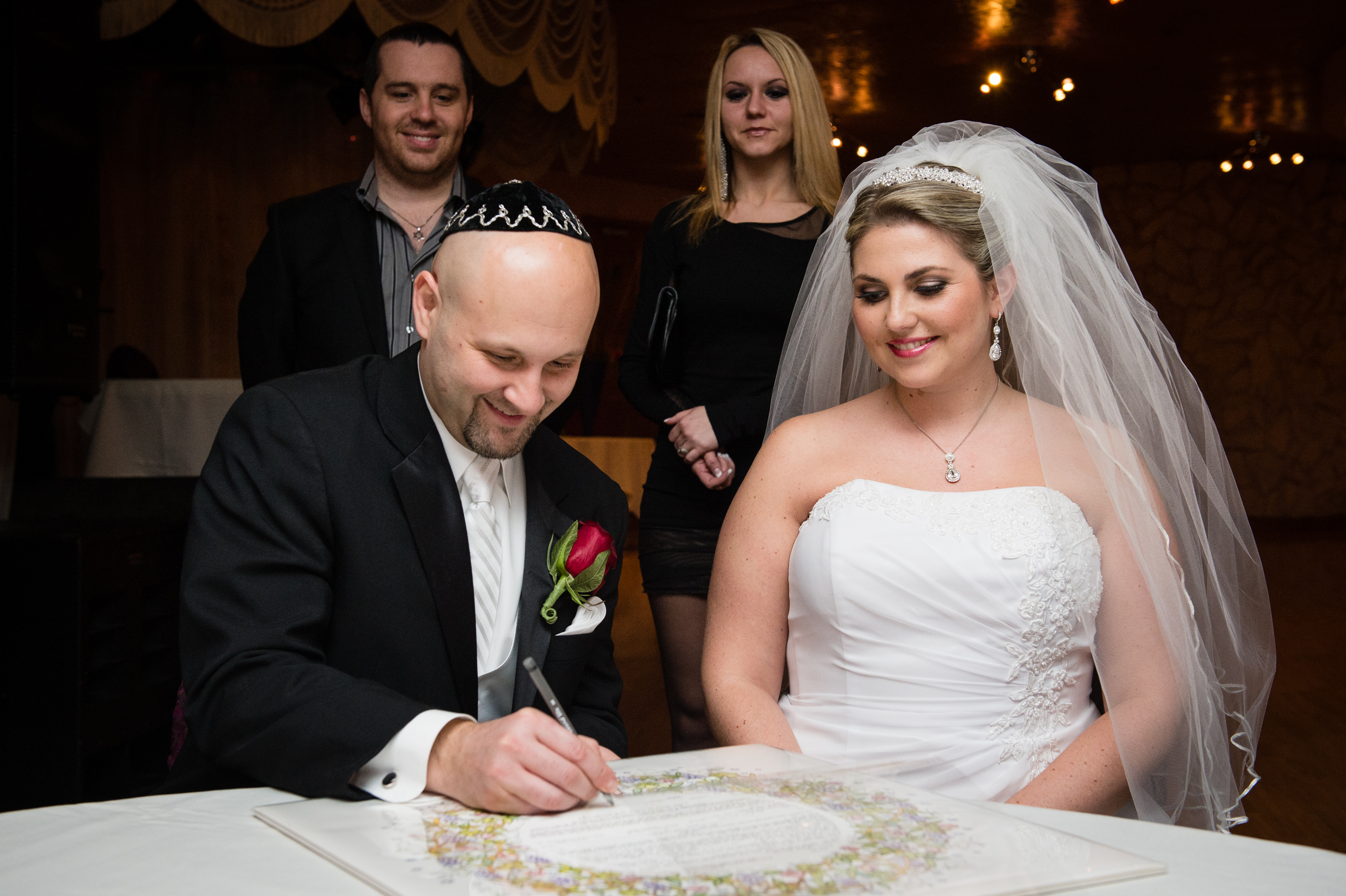 Russian Jewish Wedding By Michael Novo Photog 32
