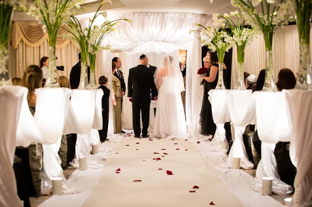 Russian Jewish Wedding by Michael Novo Photog 37
