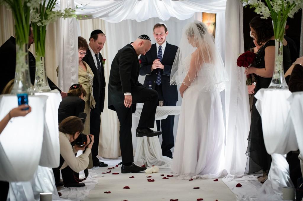 Russian Jewish Wedding by Michael Novo Photog 38