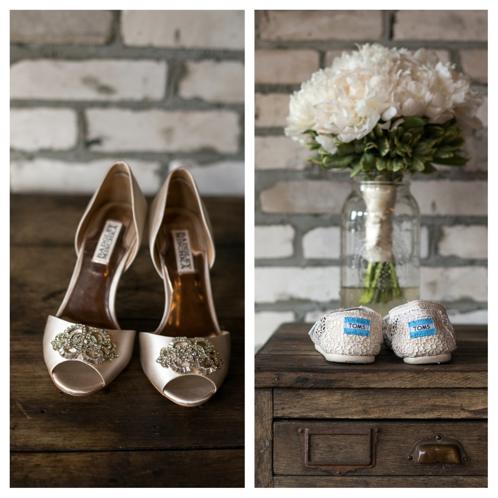 Wedding Shoes - Ashfall Mixed Media