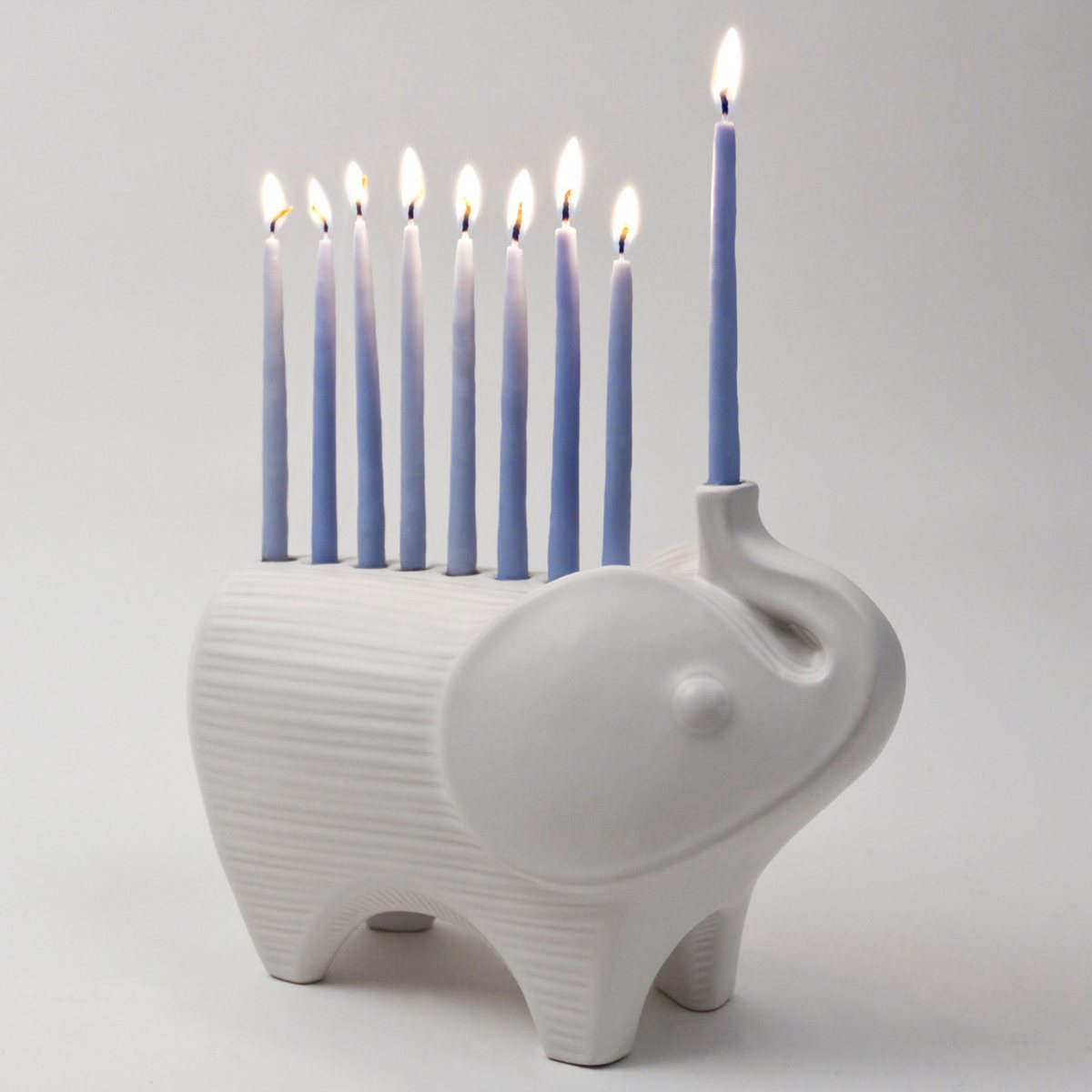 Registering for judaica you ll actually like the big fat jewish wedding - Jonathan adler elephant ...