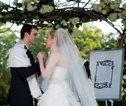 Chelsea Clinton Jewish Wedding