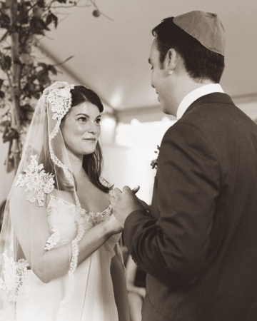 Gail Simmons Jewish Wedding