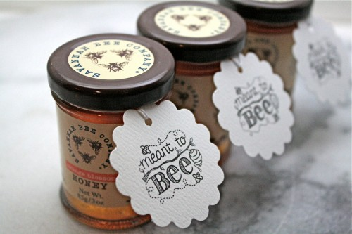 Jewish Wedding Honey Favors