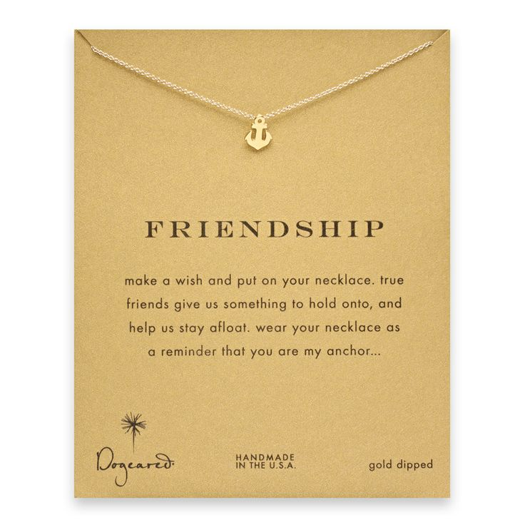 Friendship Necklace for Bridesmaids Gifts