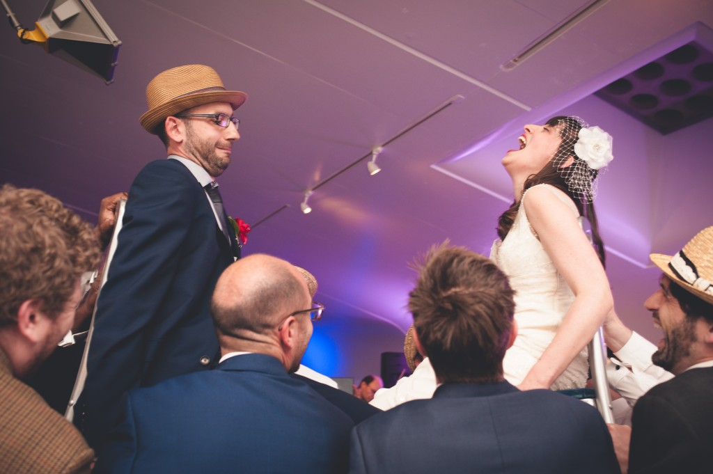 The Hora & Chair Dance | The Big Fat Jewish Wedding