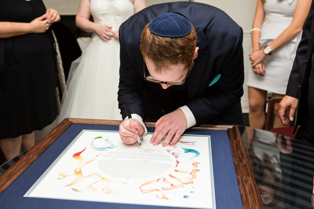 Carolina Autumn Jewish Wedding by BREALPHOTO22