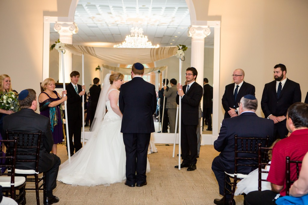 Carolina Autumn Jewish Wedding by BREALPHOTO29
