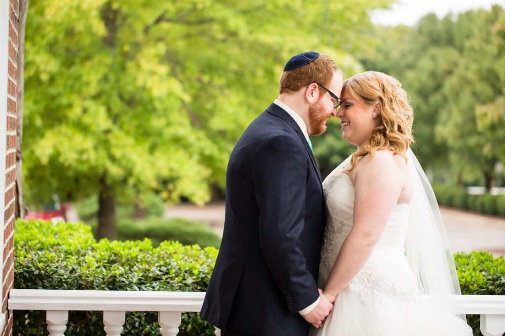 Carolina Autumn Jewish Wedding by BREALPHOTO37