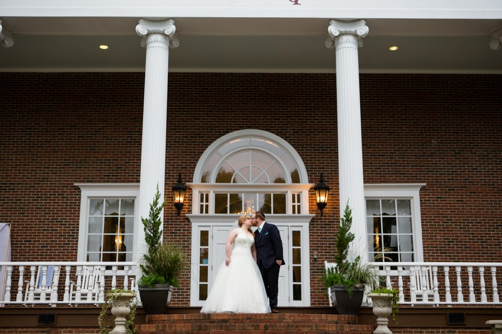 Carolina Autumn Jewish Wedding by BREALPHOTO42
