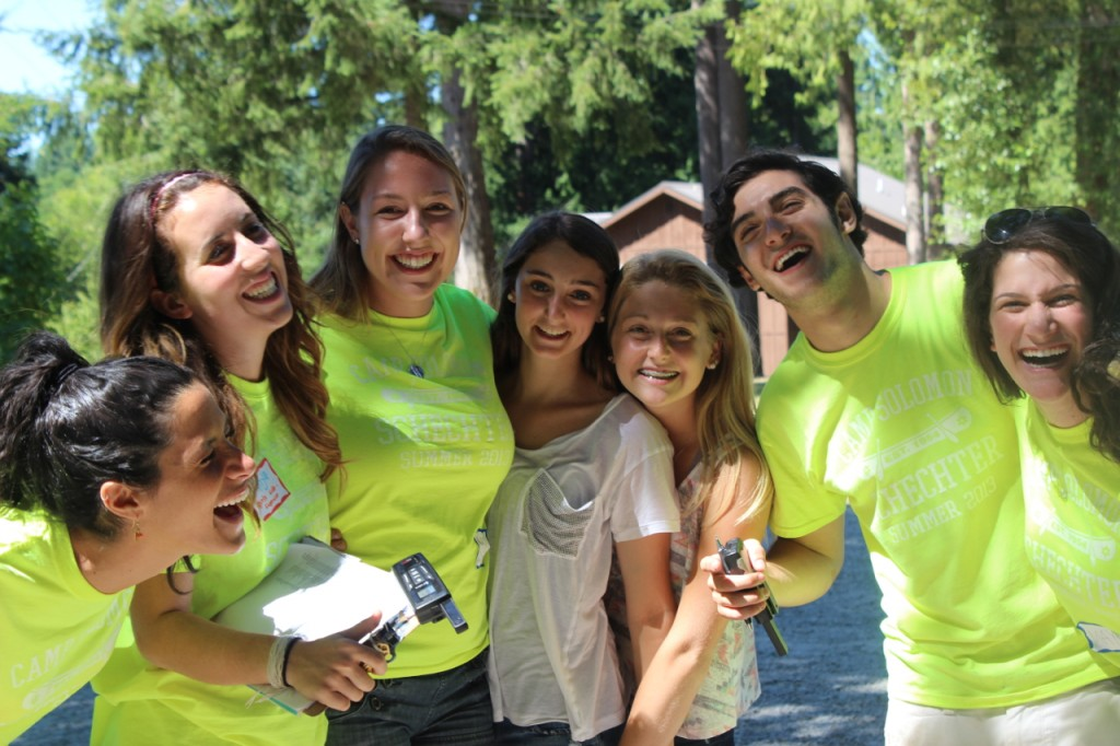 Jewish Camp Friends On The Guest List | 13 Things Jewish Brides Love
