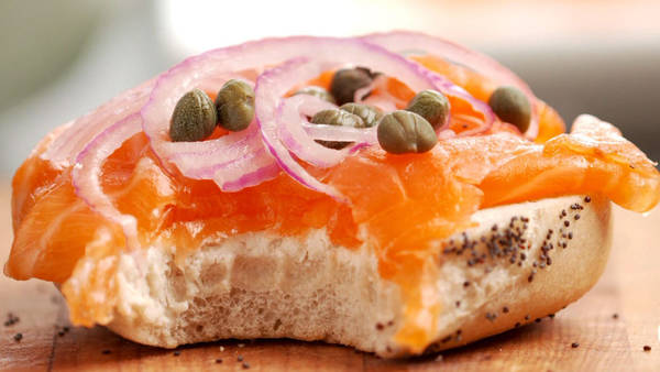 Bagel & Lox Bridal Shower | 13 Things Jewish Brides Can't Resist