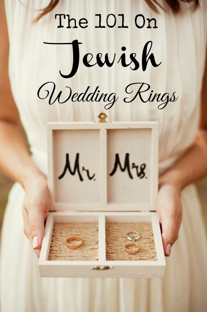 the 101 on jewish wedding rings - Hebrew Wedding Rings