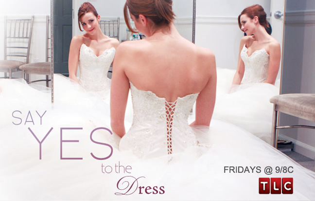 Say Yes To The Dress | 13 Things Jewish Brides Love