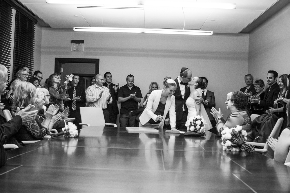 Los Angeles Happy Jewish Wedding | Eric Killingsworth Photo 18
