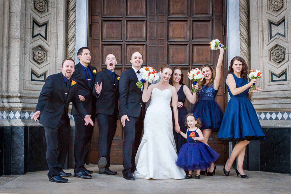 Los Angeles Happy Jewish Wedding | Eric Killingsworth Photo 2