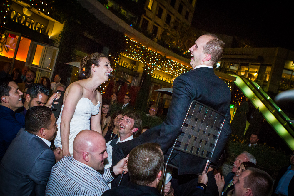Los Angeles Happy Jewish Wedding | Eric Killingsworth Photo 22