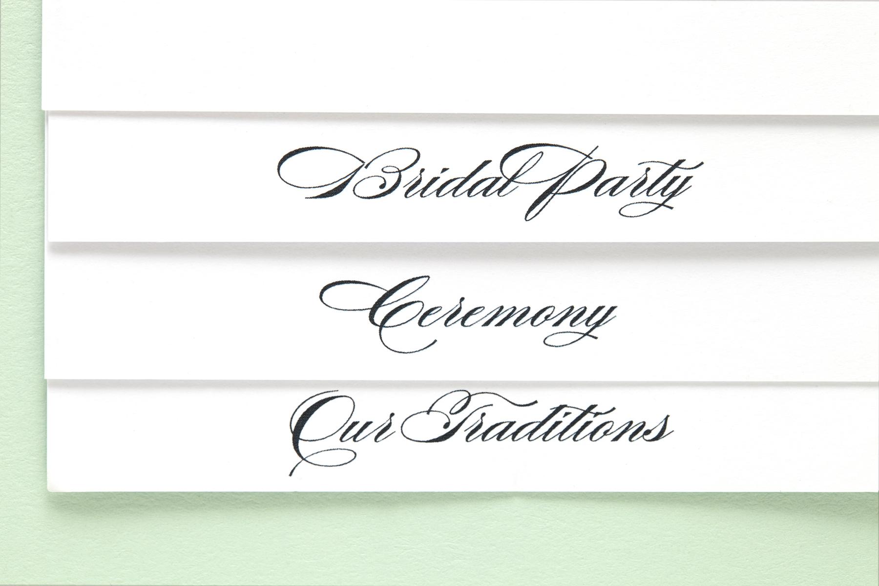 nautical inspired jewish wedding invitations sugar type 3 - Jewish Wedding Invitations