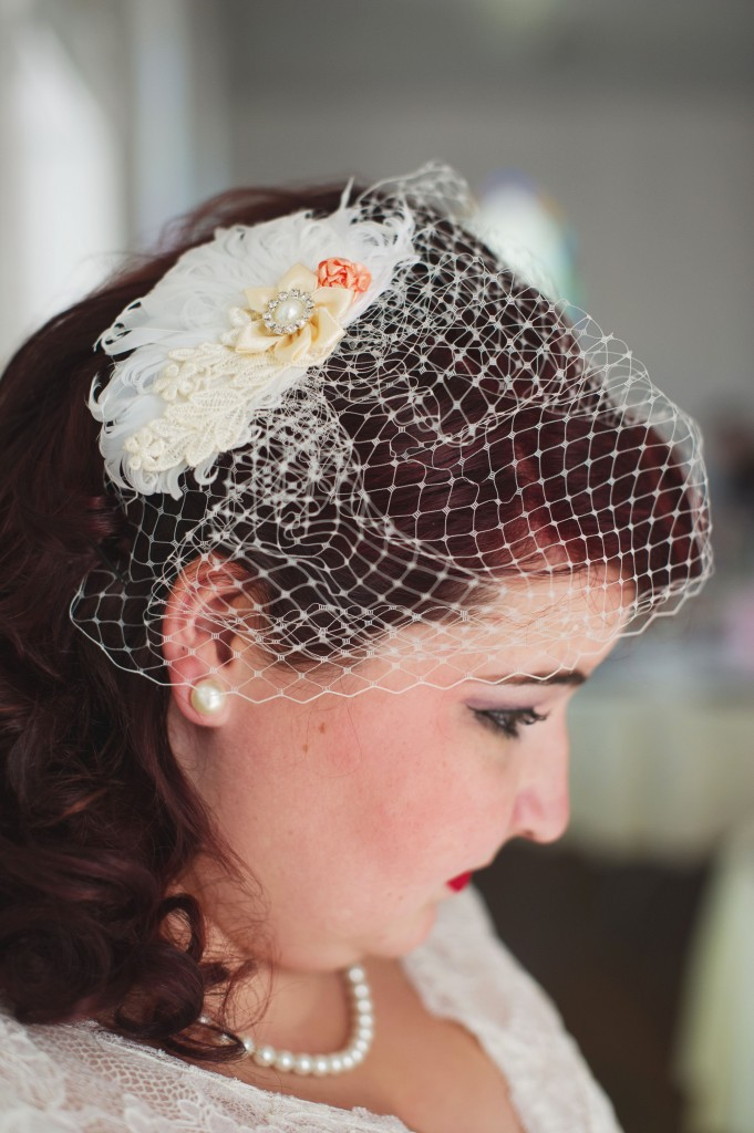 Vintage 50s Inspired Jewish Wedding | Jenna Leigh Photo 12