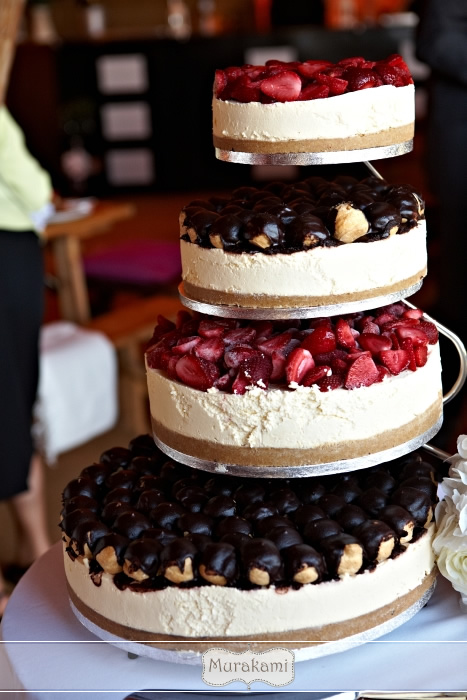 Wedding Cheesecake