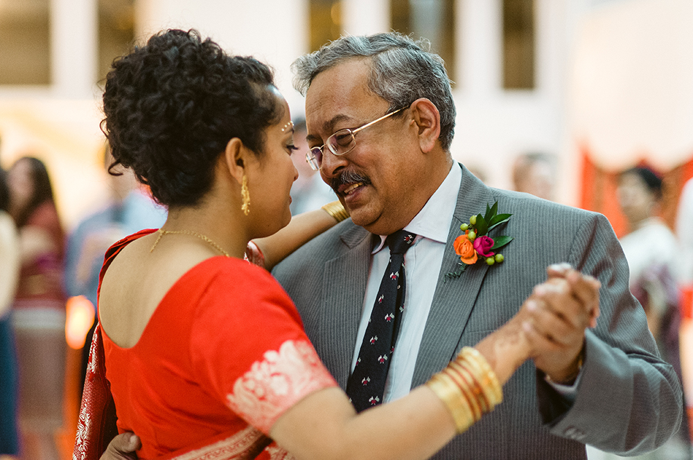 Beautiful Hindu Jewish Lesbian Wedding | M2 Photography 107