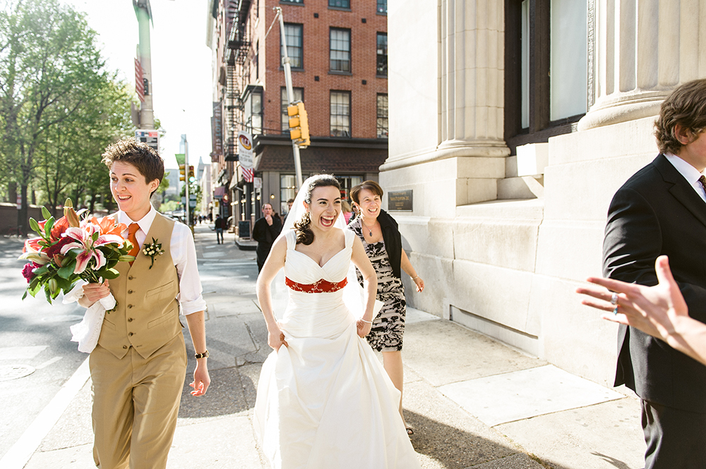 Beautiful Hindu Jewish Lesbian Wedding | M2 Photography 44