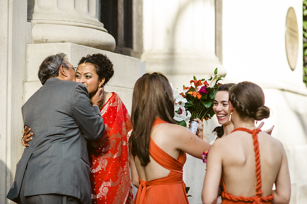 Beautiful Hindu Jewish Lesbian Wedding | M2 Photography 66