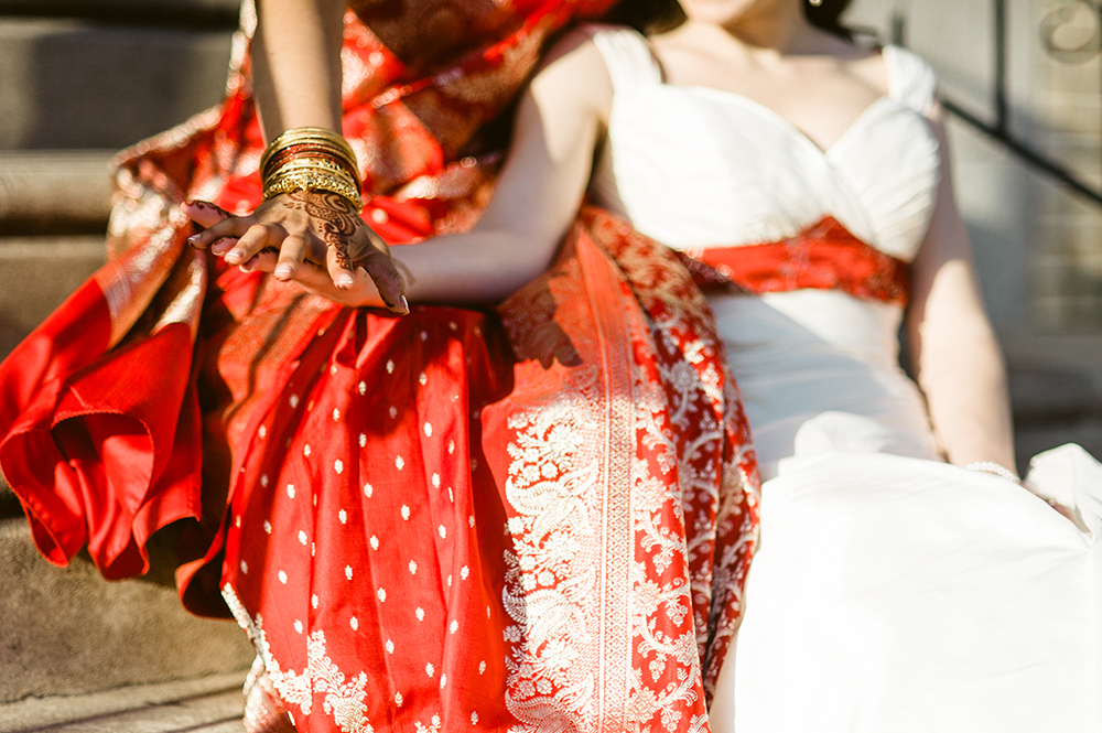 Beautiful Hindu Jewish Lesbian Wedding | M2 Photography 80