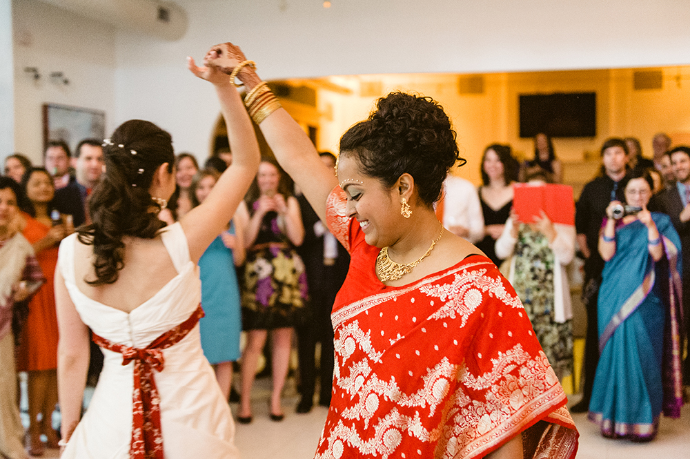 Beautiful Hindu Jewish Lesbian Wedding | M2 Photography 83
