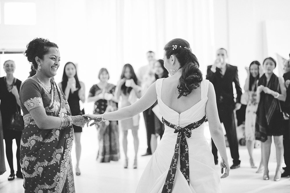 Beautiful Hindu Jewish Lesbian Wedding | M2 Photography 85