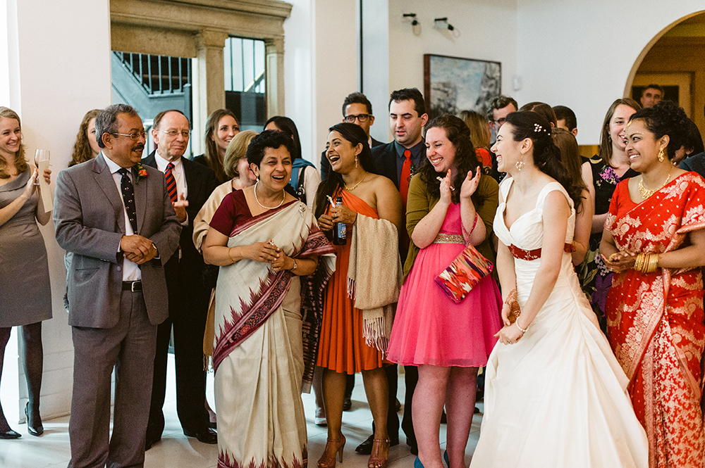 Beautiful Hindu Jewish Lesbian Wedding | M2 Photography 87