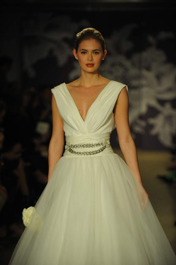 Carolina Herrera Spring 2015 Bridal 2 - by Anton Oparin