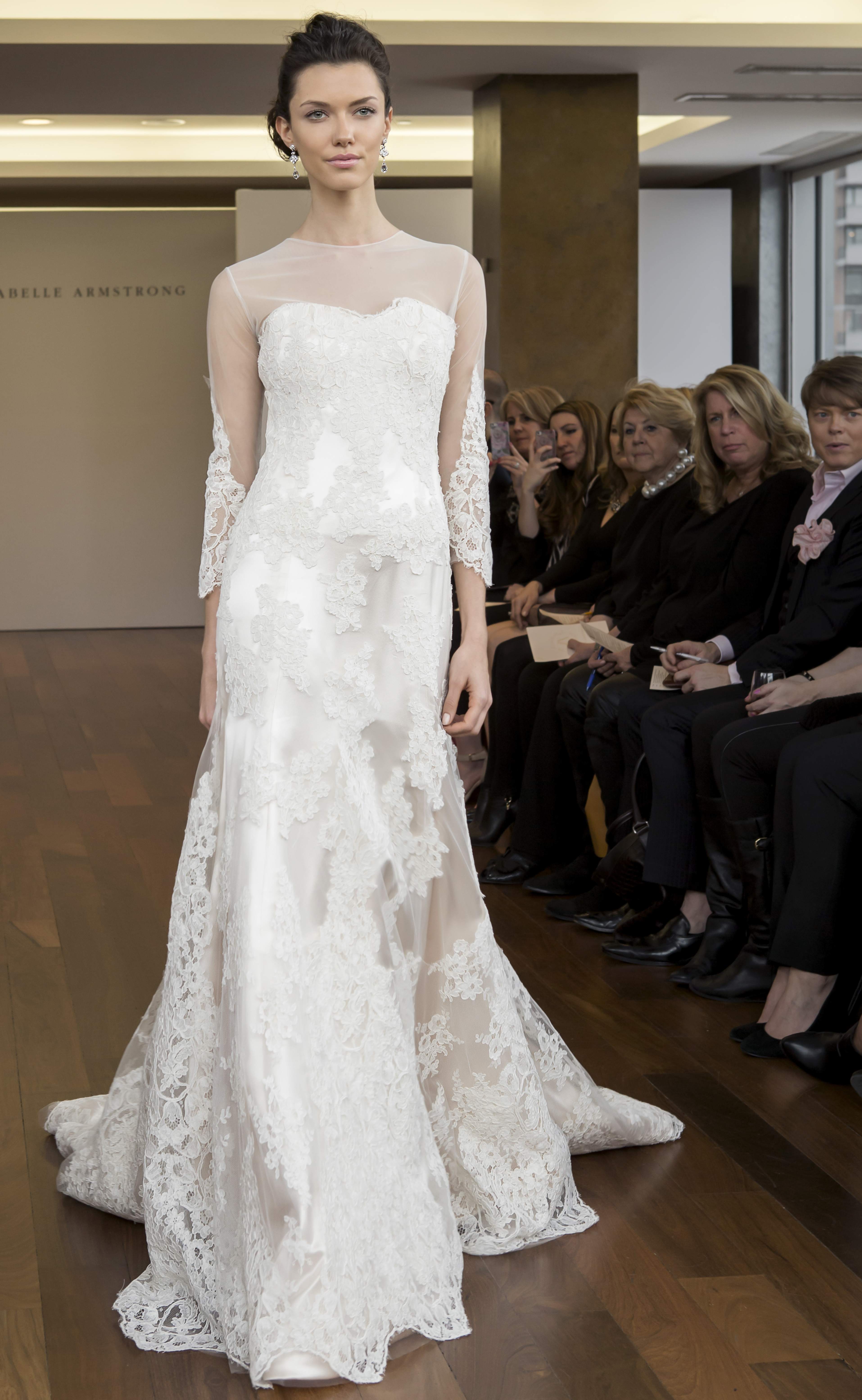 Wedding Dress Obsessions: Sleeves