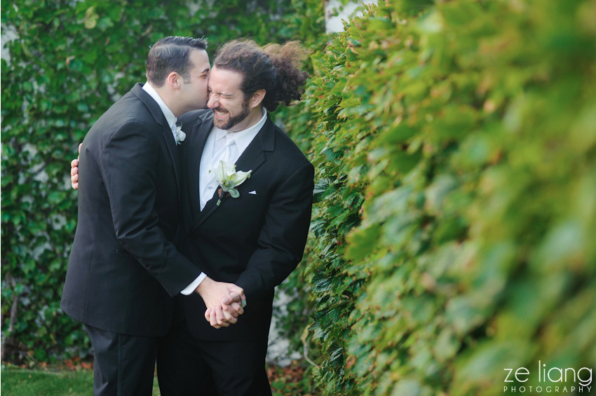Andrew & Max's Gay Jewish Wedding