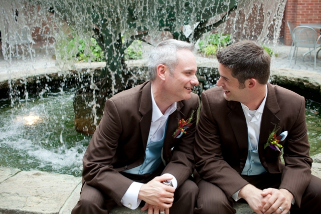 Thomas & Ryan's Gay Wedding