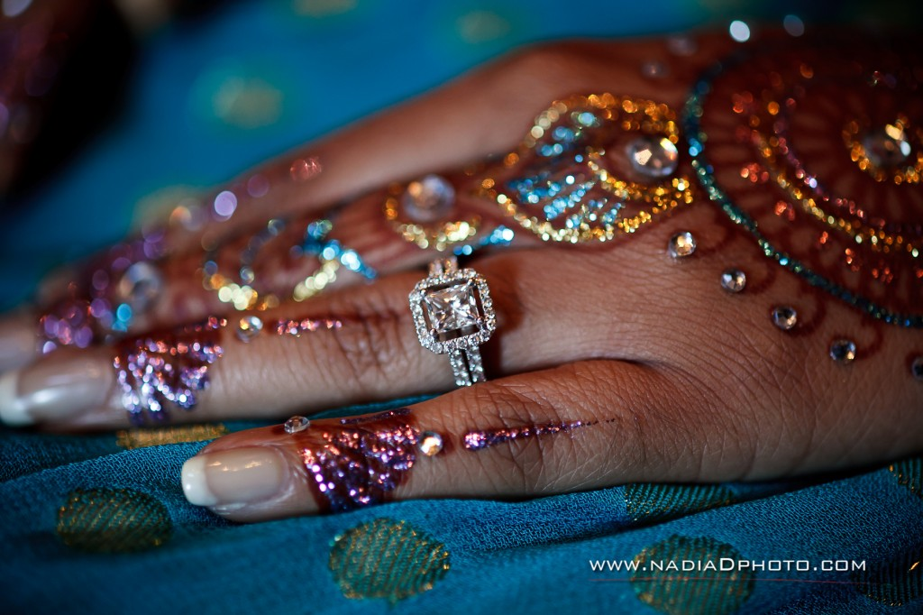 Hindu Jewish Wedding Atlanta | Nadia D Photo 106