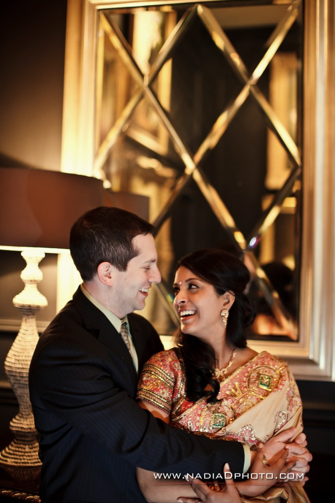Hindu Jewish Wedding Atlanta | Nadia D Photo 23