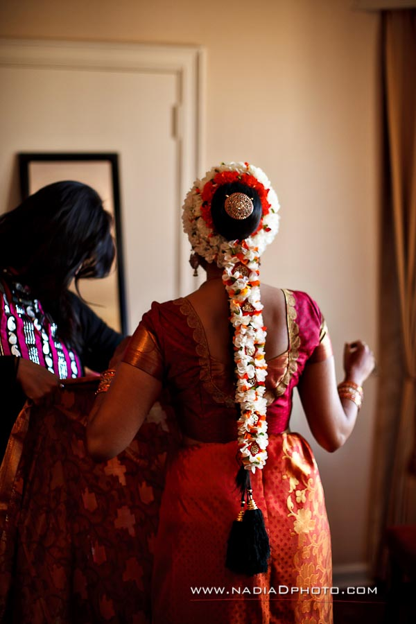 Hindu Jewish Wedding Atlanta | Nadia D Photo 25