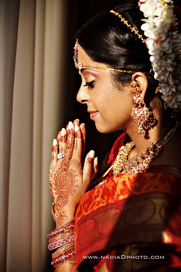 Hindu Jewish Wedding Atlanta | Nadia D Photo 44