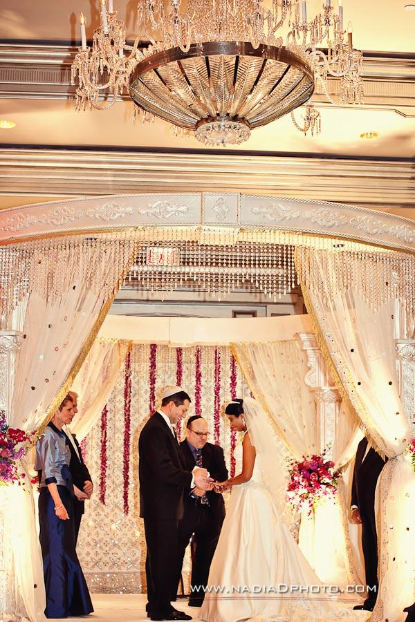 Hindu Jewish Wedding Atlanta | Nadia D Photo 78