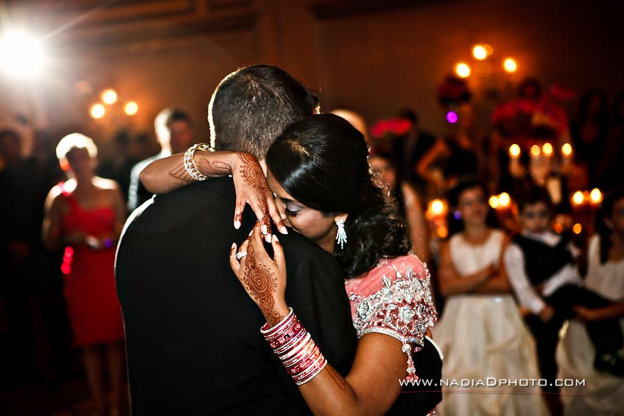 Hindu Jewish Wedding Atlanta | Nadia D Photo 92