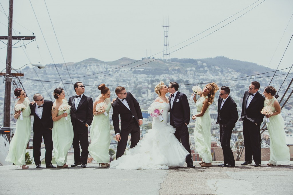 Jewish Wedding San Francisco | IQPhotoStudio  14