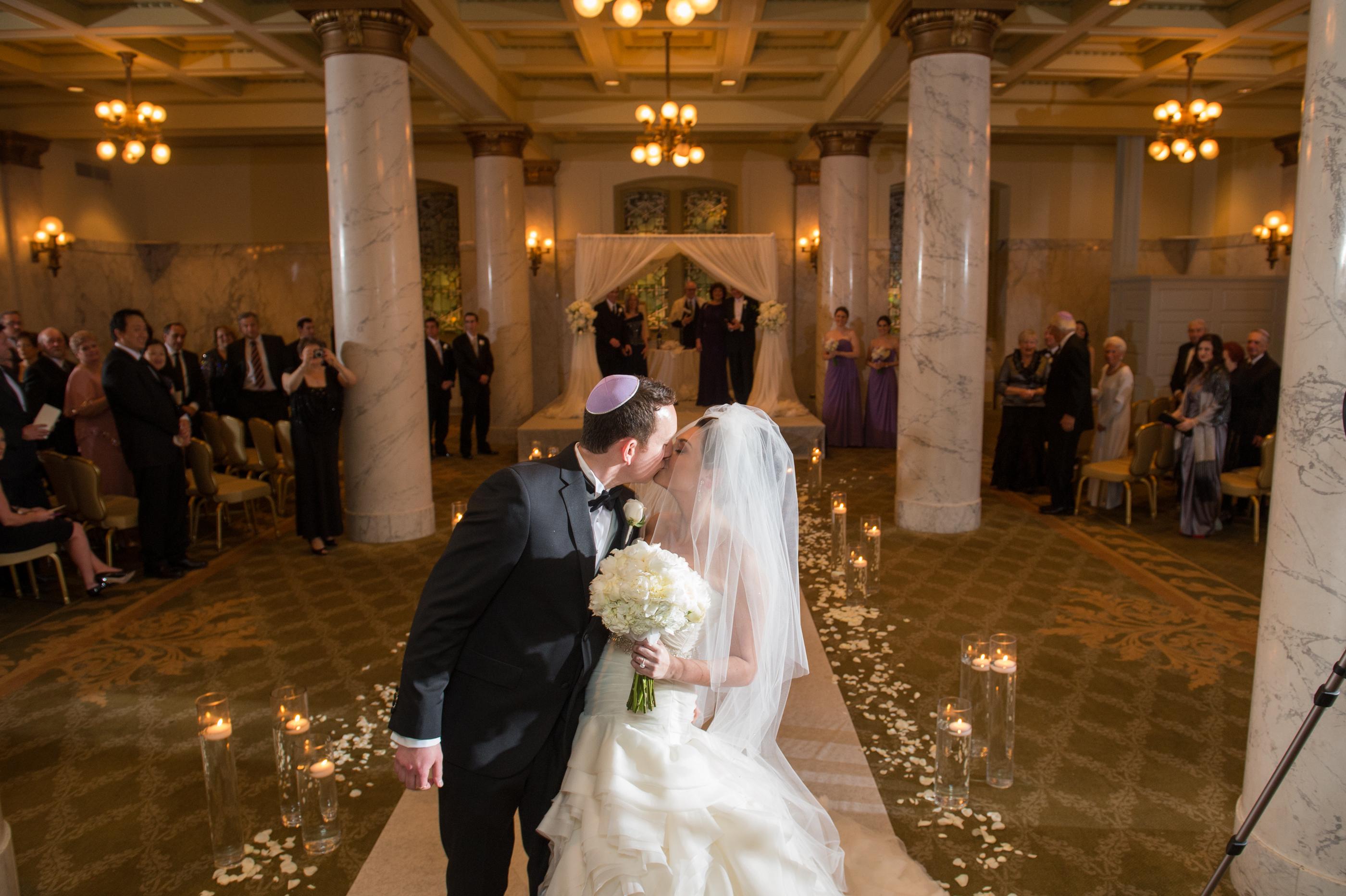 A Grand Jewish Wedding Baltimore MD