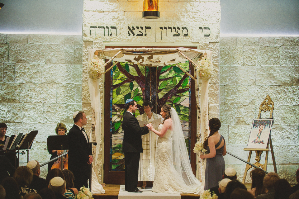 Jewish wedding in Louisiana