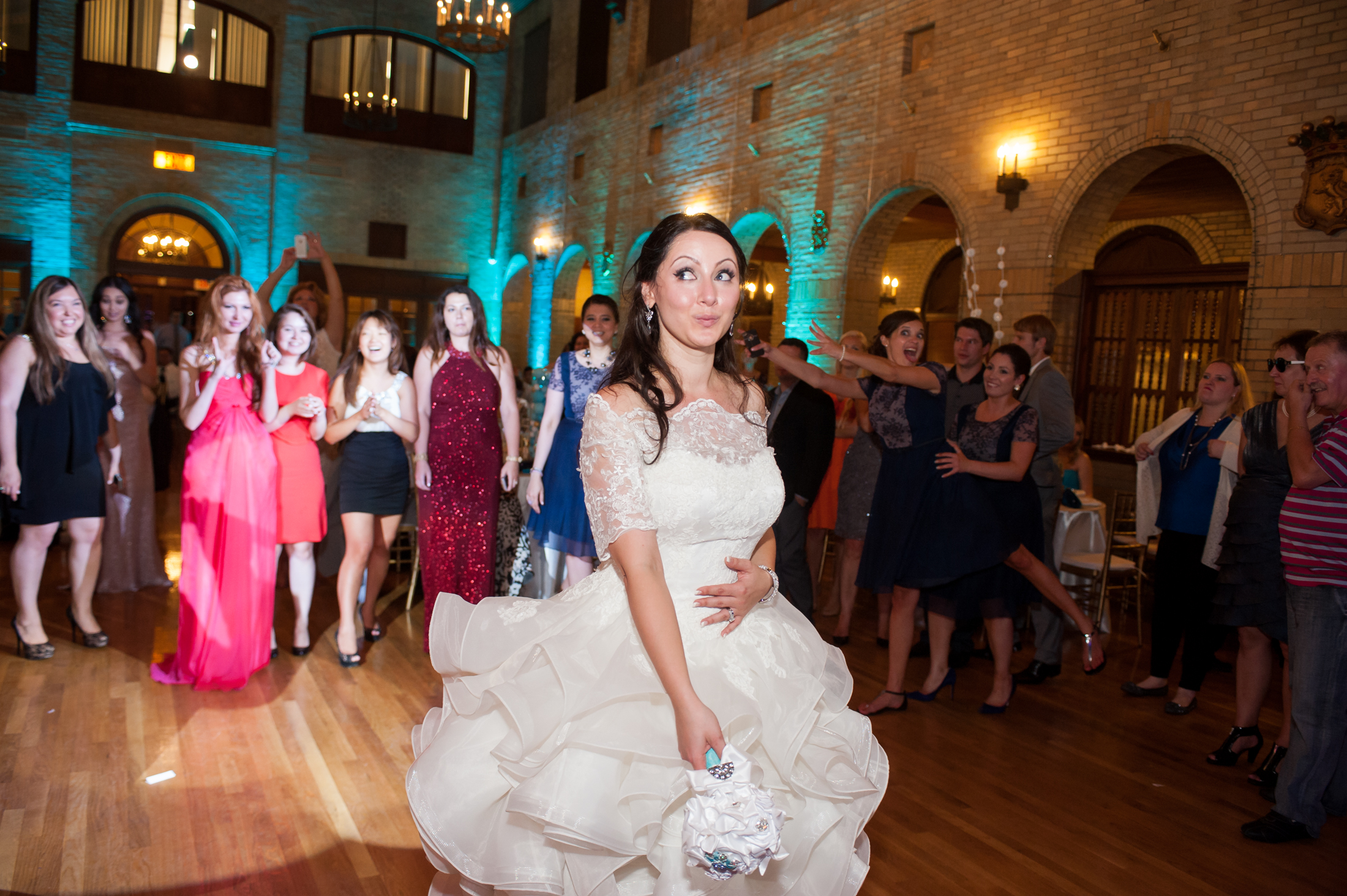 Russian Wedding With A Classic Tiffany Flair The Big Fat Jewish