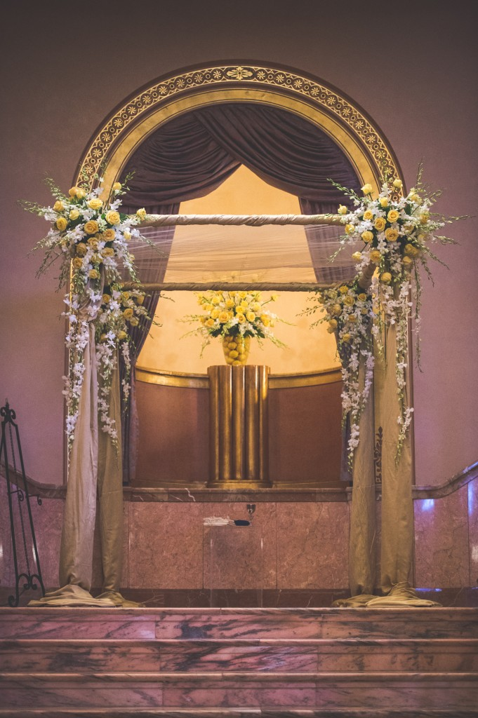 Winter Jewish Wedding