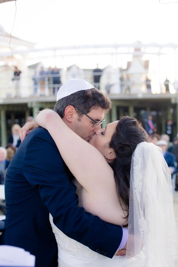 Violet Lilac Jewish Wedding | allie skylar photography 17