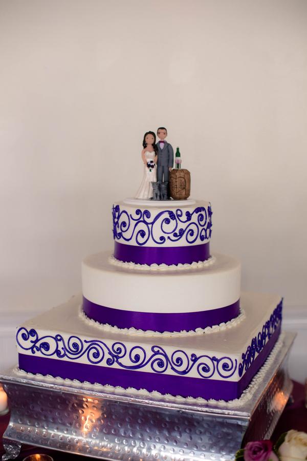 Violet Lilac Jewish Wedding | allie skylar photography 19
