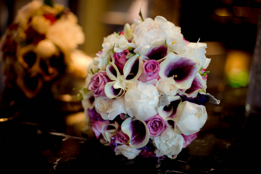 Violet Lilac Jewish Wedding | allie skylar photography 24